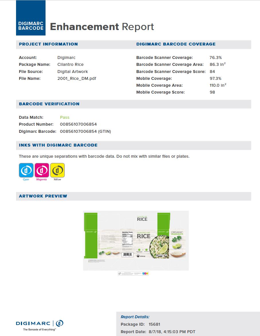 Barcode Verification premedia & printer requirements | quality control tools